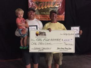 2017 GRAHA Walleye Shootout - Award Ceremony