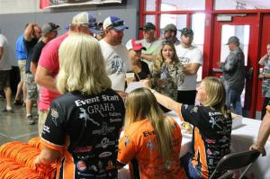 2017 GRAHA Walleye Shootout Photo Gallery - Rules Mtg